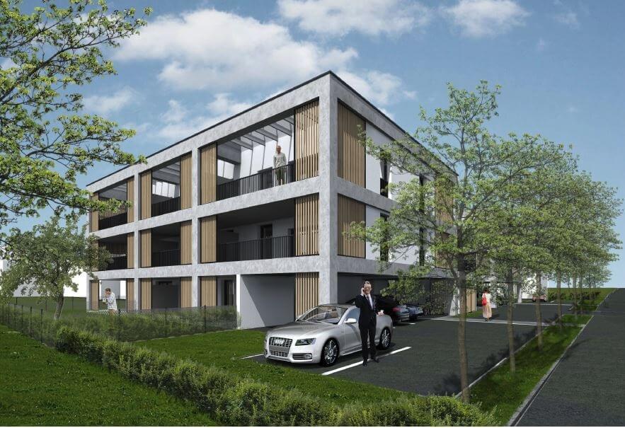 Großes Bauherrenmodell Esserweg 7