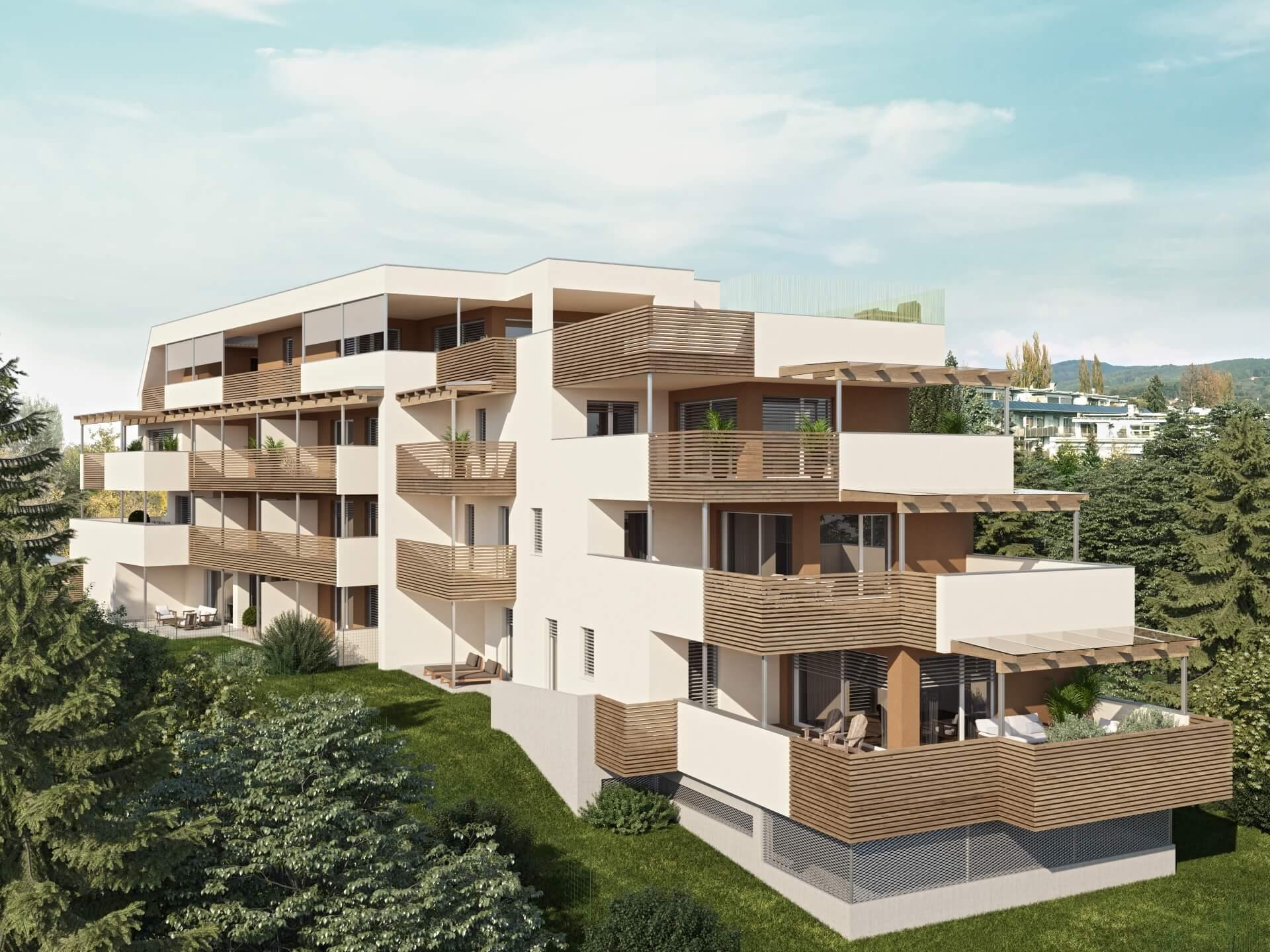 Eigentumswohnungen Stattegger Straße 8